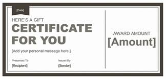 Free Gift Voucher Template For Word Gift Certificate Template Word 2010 Christmas Gift Template Free