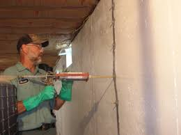 how to fix a leaky basement wall from the inside photos and