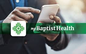 Baptist Health Arkansas My Chart Mybaptisthealth App Provides Mobile Access To Arkansas