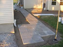 how to lay paver patio patio design ideas
