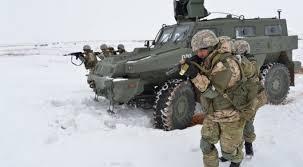 Масштабная контрольная проверка проходит в Вооруженных Силах  Фото пресс службы Минобороны РК