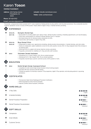 Orthodontic Assistant Resume Sample Dental Assistant Resume Sample Complete Guide 20 Examples