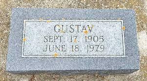 Gustav Hanson (1905 - 1979) - Genealogy