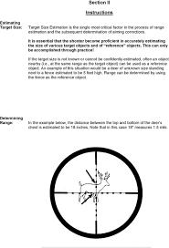 Mil Dot Chart Pdf Mildot Master Pat Nos Pdf Free Download