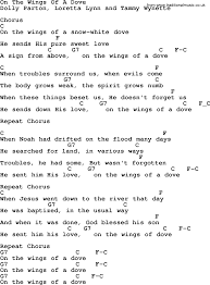 Walking In The Light Of God Lyrics African Children S Choir Dolly Parton Song On The Wings Of A Dove Lyrics And Chords