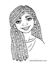 African American Coloring Books Famous African American Coloring