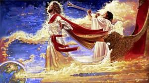 Image result for pictures of Christs second coming