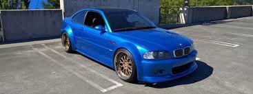 bmw m3 2004 custom. Interesting Custom 2004 BMW E46 M3  Custom Wide Body Candy True Blue 6Speed Throughout Bmw