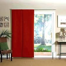 curtains for sliding patio doors door blackout glass bedroom ideas curtain beautiful leaf patterns best