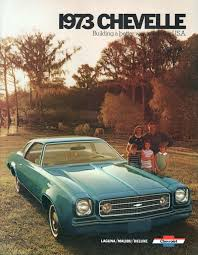 The Chevrolet Brochure Covers of 1973 | The Daily Drive | Consumer ...