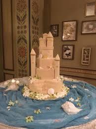Sandcastle Wedding Cake Cakecentralcom