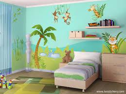 Decorazioni Per Cameretta Dei Bambini : Decorare la cameretta come una giungla parte tinteggiare le