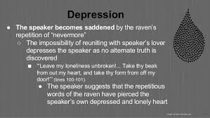 the raven s demons the psychoanalytic relationship between edgar all 15 15 depression