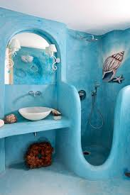 diy beach bathroom wall decor. Sea Bathroom Decor Ideas Ocean Wall Diy Beach B