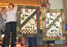 Lindsay Creative Quilters Guild - Organization - 5 Photos   Facebook & Image may contain: 2 people Adamdwight.com