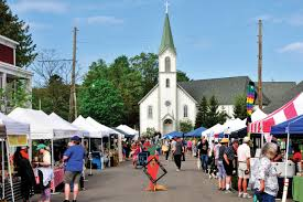 Harbor Light Newspaper Harbor Springs Farmers Market Set To Open 10th Season At Downtown Harbor