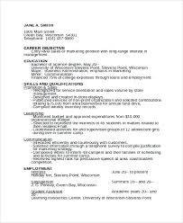 Sample Counselor Resume Unique 48 Camp Counselor Resume Templates Sample Templates