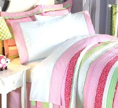 striped twin quilt best pink green and white teenage bedding set queen comforter striped twin quilt