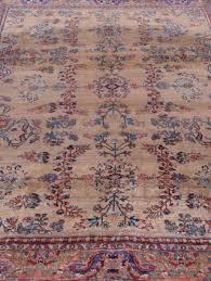 antique persian rug bijar 9 2 x 12 2 circa 1860