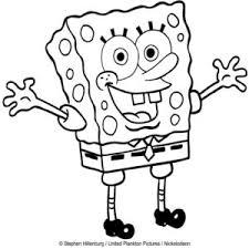 Spongebob I Disegni Da Stampare E Colorare Foto Donnaclick