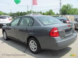 2007 Chevrolet Malibu LS Sedan in Dark Gray Metallic photo #2 ...