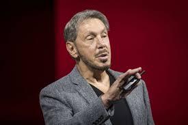 Oracle's Ellison Says He Has Moved to Hawaii, Fleeing California - Bloomberg