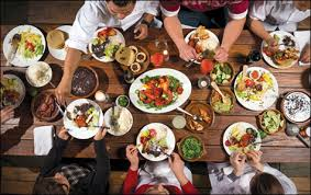 Image result for big family meal