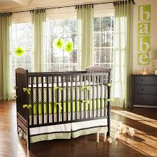 contemporary nursery bedding