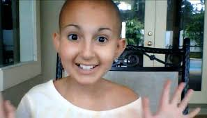 video by talia joy castellano 13 who has cancer and pre leukemia