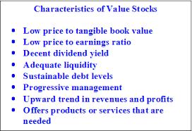 Value Stock Investing