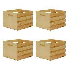 medium wood crate 4