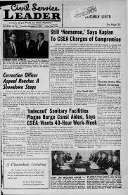 Csea 830 Salary Chart Still Nonsense Says Kaplan To Csea Charges Of Compromise