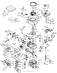 Tecumseh tvs115 61803e parts diagram for engine parts list 1