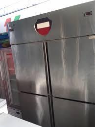 Tủ đông mát Inox Baoxi 600l thiết kế 4 cánh mở - chodocu.com