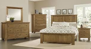Collaboration Panel Bedroom Set (Oak) in 2019   House   King bedroom ...