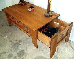 coffee table concealment furniture coffee table cabinet plans beautiful concealment furniture coffee table