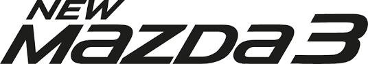 mazda 3 logo vector. mazda 3 logo hairtk vector g