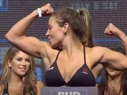 UFC'er Miesha Tate keert na 4 jaar ...
