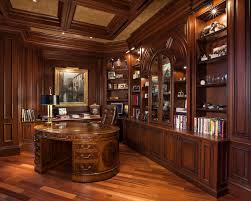 wood home office. Office Wood Paneling. Built In Home Traditional With Custom Cabinets Paneling I O