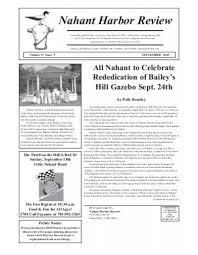 SEPTEMBER web 2005.pmd - Nahant, Massachusetts USA
