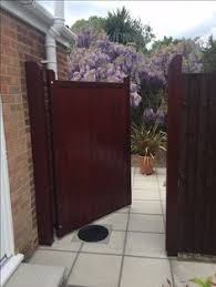garden gates and side gates handcrafted in the uk to any width or height using