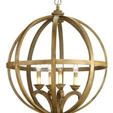 large orb chandelier and company in a hurry orb chandelier large large wood orb chandelier