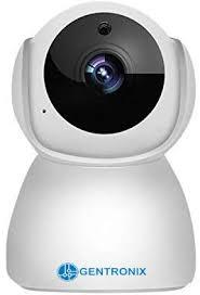 Buy Gentronix V380 2MP <b>1080P</b> Smart <b>WiFi Camera IP</b> CCTV ...