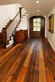 image detail for character of these wide plank reclaimed floors really look