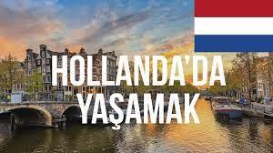 Hollanda'da Ufkumu Katlayan 5 Şey! | Hollanda'da Yaşamak... - YouTube