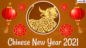 What is the 2021 chinese zodiac? Chinese New Year 2021 Hd Images Wishes And Greetings Send Ox Pics Whatsapp Stickers Cny Messages Facebook Pics Signal Photos And Telegram Gifs To Celebrate The Spring Festival Latestly