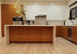 Ikea Kitchen With Semihandmade Rift Teak Fronts Kitchens