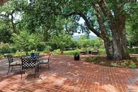 15 brick patio pattern design ideas 7