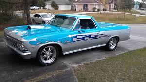 1966 Chevrolet El Camino   K222   Kissimmee 2015