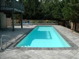 Fiberglass Swimming Pool Designs Impressive Design Ideas